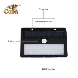 Image 4 - Coba שמש אור בחוץ led שמש מנורת 30/45/60 cob חירום אור בחוץ עמיד למים קיר אוטומטי אור סופר בהיר