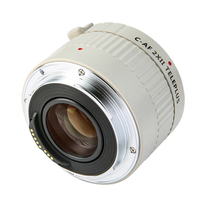 Image 3 - Conversor de lente para canon ef, conversor de lentes para canon ef 5d ii C AF 2xii m câmera 1200d 750d dslr