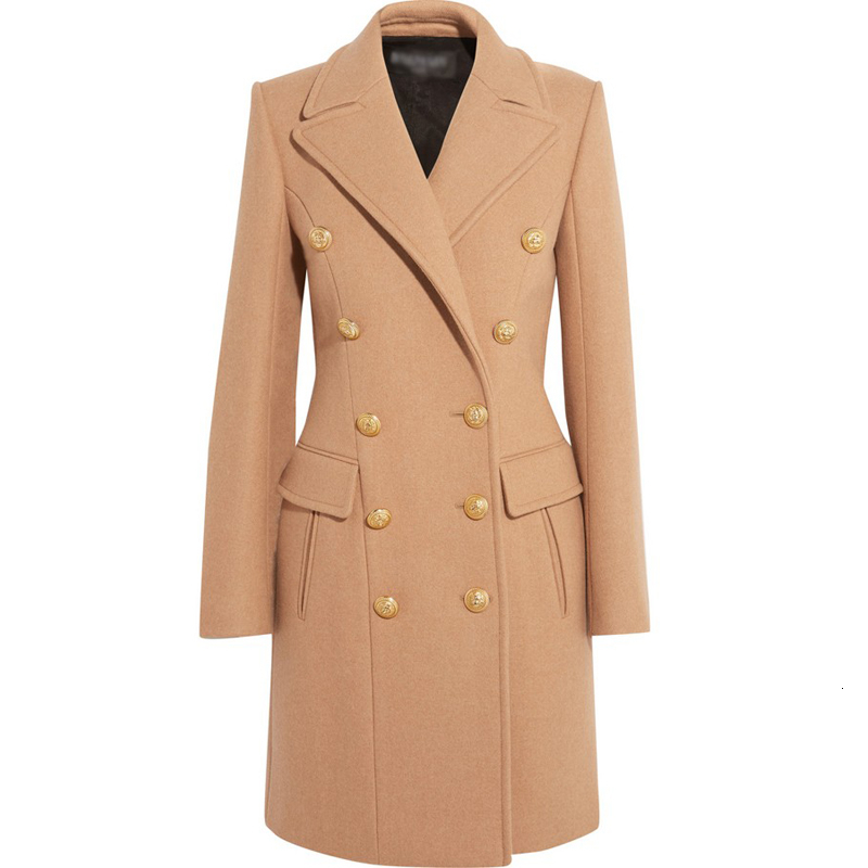 2018 Do Vintage Elegante OL Outwear Moda