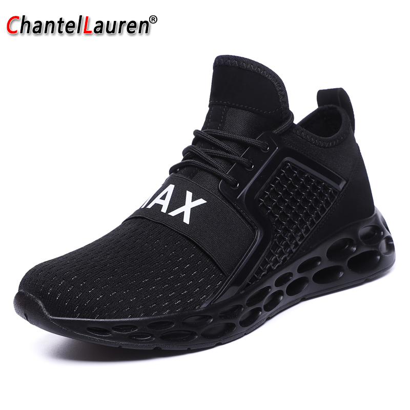 Men Running Shoes Sneakers Outdoor Sport Shoes Comfortable Male Athletic Trainers Footwear Breathable Walking Shoes High Quality