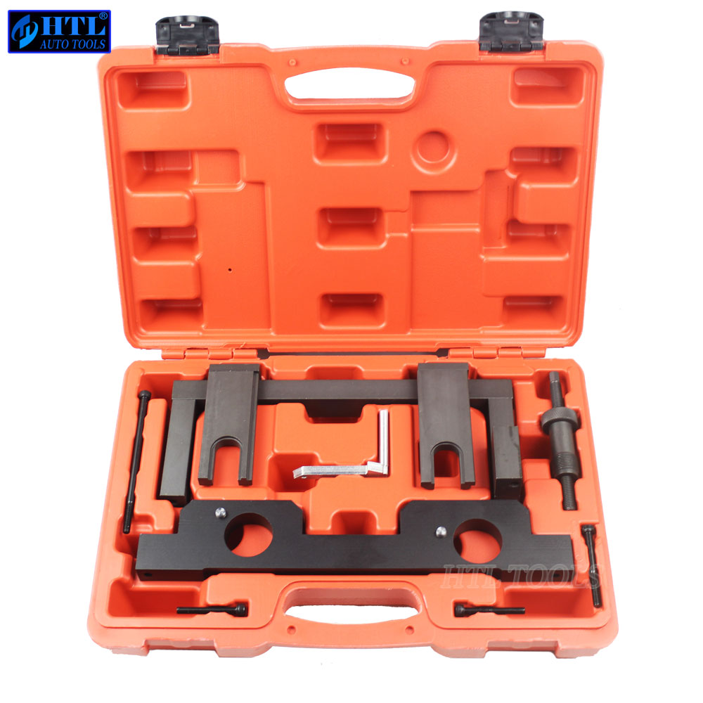 Engine Timing Adjustment Tool Kit For BMW N20 N26 Gas Engines Locking Tool