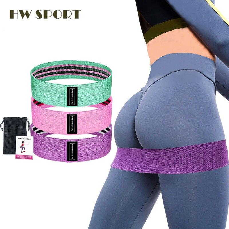 Resistance bands gym band unisex training fitness gum sport elastic women resistance set workout