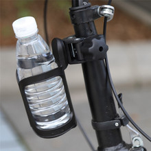 MTB Bicycle Water Bottle Holder Polycarbonate Mountain Bike Bottle Cage Bracket Cycling Drink Water Coffee Cup Rack Bracket Cage bicycle black lightweight water bottle cage holder new cup rack riding supplies