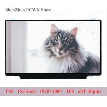 B156HAN06.1 for Lenovo thinkpad P50 Laptop LCD LED Display Panel FHD 1920*1080 eDP 30pin 60Hz IPS Matrix Slim Screen N156HCE-EAA