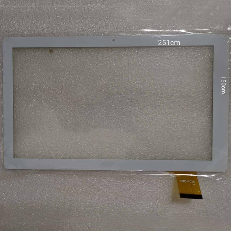 """جديد 251x150 مللي متر 10.1 """"بوصة HXD-1014 HXD-1014A2 ZP9193-101 Ver.0 ZP9193-101 لأركوس 101d النيون اللوحي محول الأرقام بشاشة تعمل بلمس"""