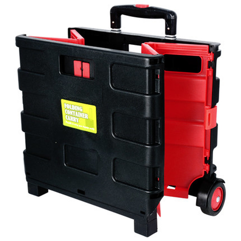 Multi-functional Folding Storage Truck