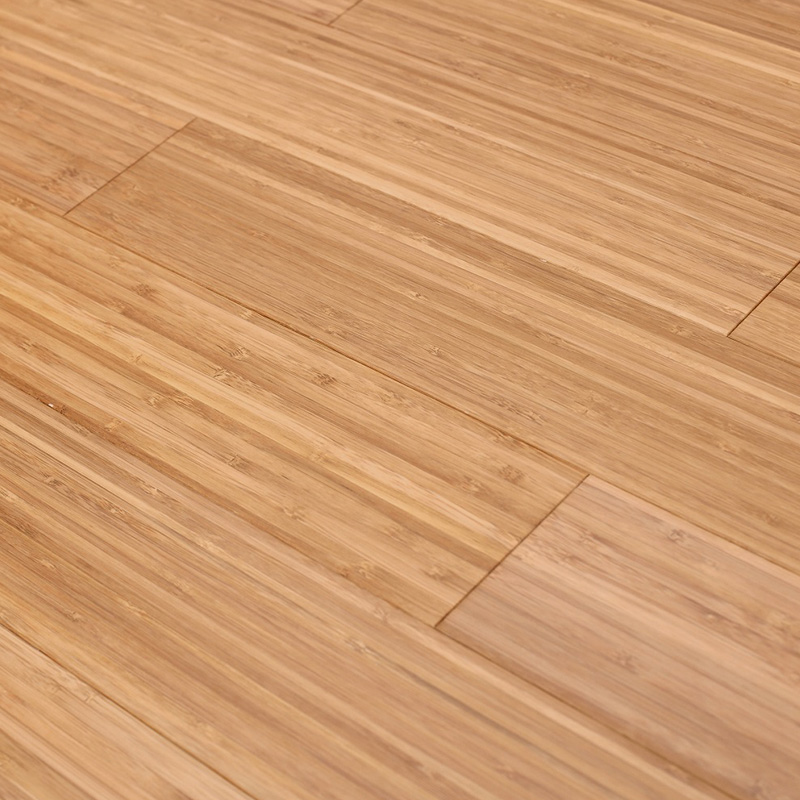 Solid Bamboo Flooring - Vertical Carbonized