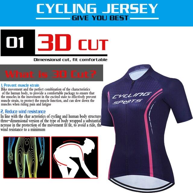 2021 maillot ropa ciclismo roupas de bicicleta de estrada nova moda femal lazer skinsuit 2