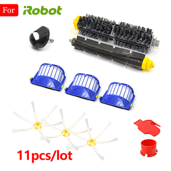 For iRobot Roomba 600 610 611 614 618 620 621 625 627 630 635 640 650 651 652 655 660 665 670 671 680 690 Vacuum Cleaner Parts цена 2017