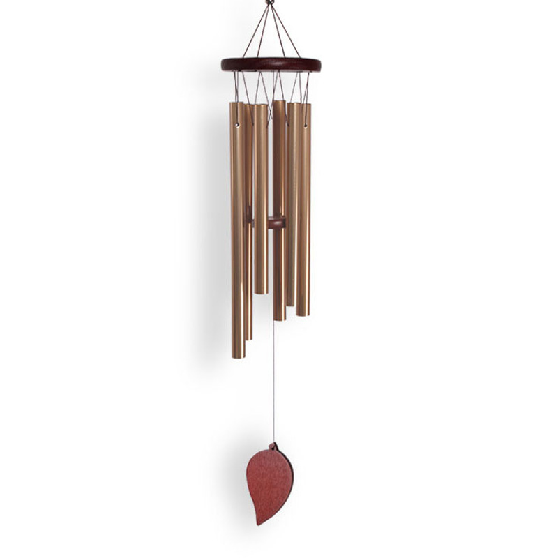 Large Wind Chimes Outdoor Garden Balcony Home Decor Props Accessory Suitable New