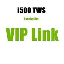 Vip link apenas i500 tws pro airoha 1536u super bass qualidade superior