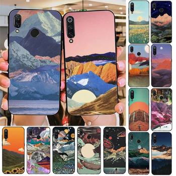 Babette Oil Painting Pattern Phone Case For Redmi note 8Pro 8T 6Pro 6A 9 Redmi 8 7 7A note 5 5A note 7 case image