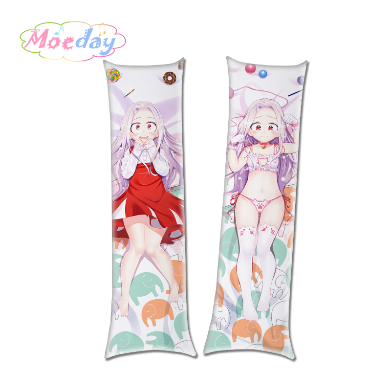 Anime Characters My Hero Academia Eri Cute Girl Hugging Body Pillow Cover