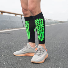 10Pairs Professional Sport Leg Guards Outdoor Cycling Mountaineering Marathon Running Terry Bottom Guard High Elastic Calf Guard