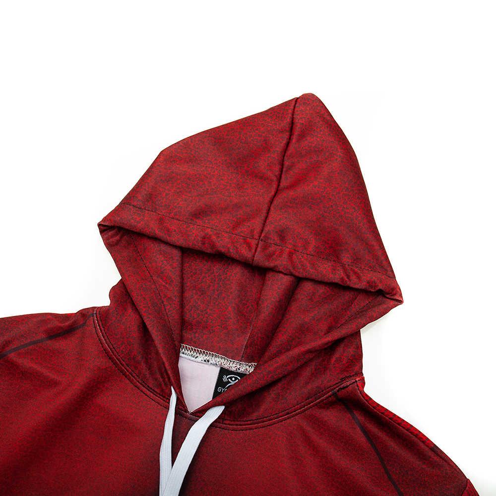 DC Superheroคอสเพลย์คอสเพลย์เครื่องแต่งกาย 3Dพิมพ์ชุดPremium Coat Hooded Sweatshirts Pullover Hoodies