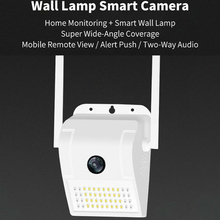 US Plug Wireless Camera Home Monitoring Garden Camera Mobile Phone Remote Day and Night Full Color WIIF Outdoor Monitor