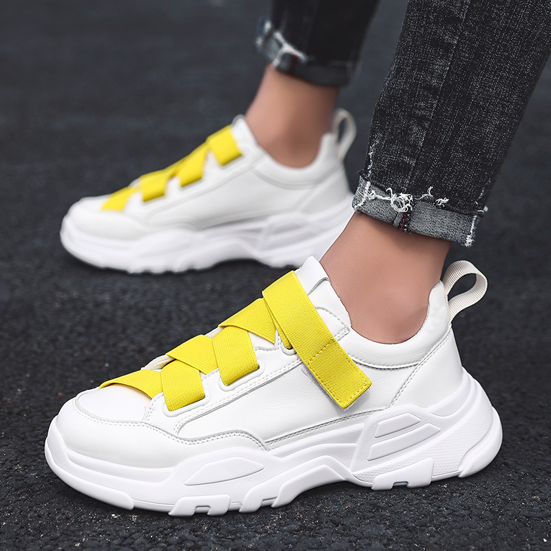 Leader Show Men Sneakers Outdoor Light Comfortable Trend Shoes For Man Walking Shoes Spring Zapatillas Hombre 2020 Men Sneakers