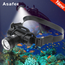 Diving Headlamp 100 Meters…