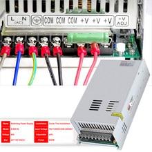 Module de commutation régulée, alimentation électrique à courant continu, 65V, 800W, Compatible avec voltmètre RD6018