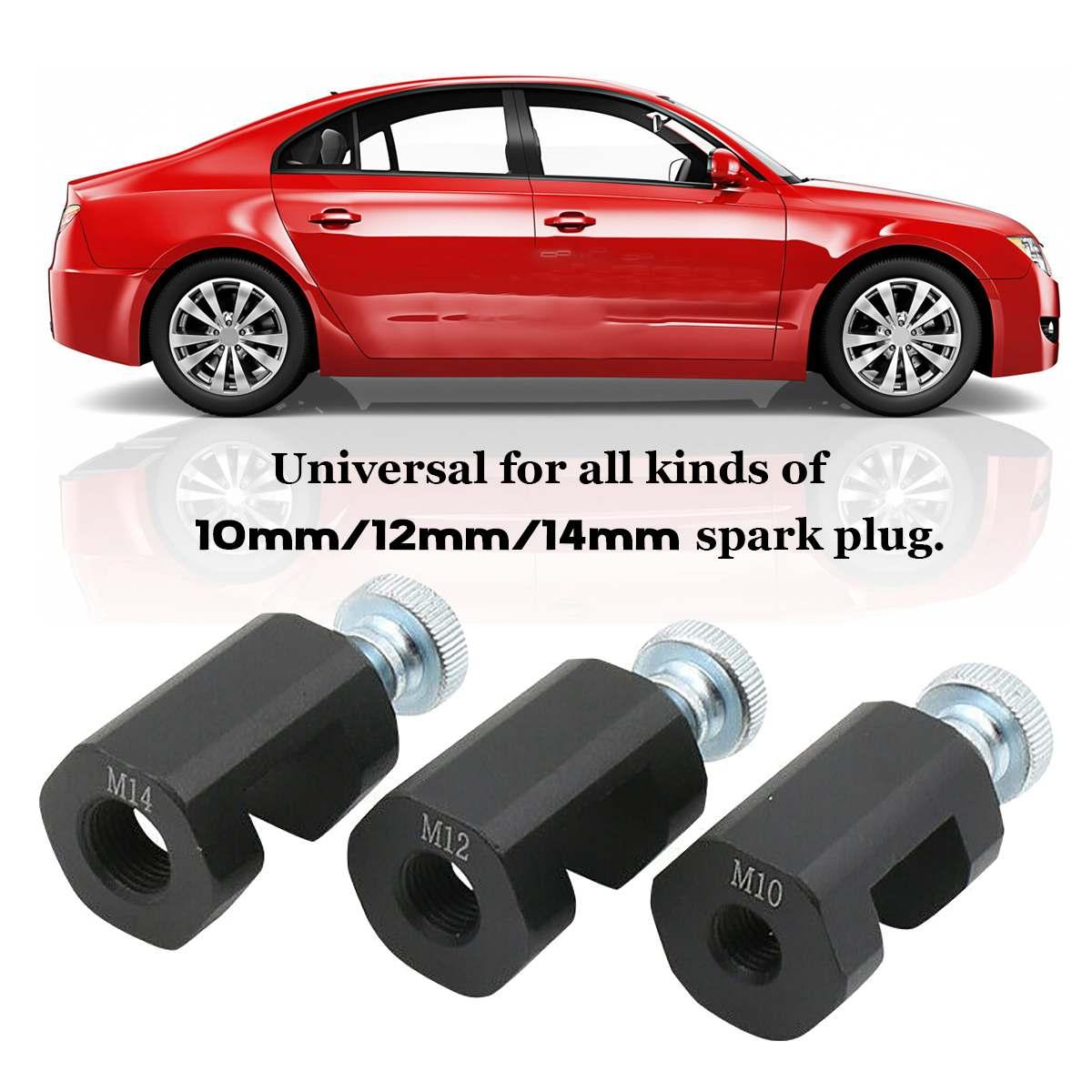 Loyal 10-14mm Auto Spark-plug Gap Gapping Gapper Feeler Aluminum Sparkplug Gauge Caliper Engine Ignition System Diagnostic Test Tool Always Buy Good