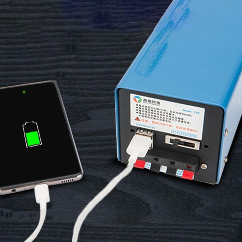 gerador de emergencia portatil inversor multifuncoes ao 02