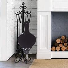 Nuevo fuelle Vintage de madera de alta calidad, fuelle antiguo grande de madera negra, fuelle para chimenea, accesorio para fuegos artificiales DIY