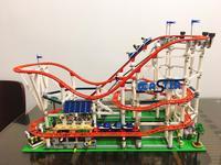 15039 Creator Expert Roller Coaster lepinbricks Compatible with legoset 10261 Building Blocks bricks Toys Gifts