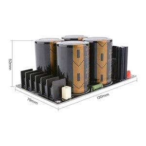 Image 3 - AIYIMA Schottky Diodo di Raddrizzatore Filtro Scheda di Potenza 63V 10000UF Condensatore Amplificatore Raddrizzatore 120A Scheda di Alimentazione DIY Speaker Amp