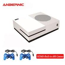 Anbernic 64 bits retro jogo clássico hd tv vídeo games console saída retro 600 jogos jogador de vídeo da família tv game console fc