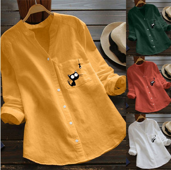 Spring Autumn Maternity Blouses Long Sleeve V-Neck Tops Shirts Clothes for Pregnant Women Clothes Pregnancy Clothing Plus Size summer striped maternity blouses shirts o neck tops blouse clothes for casual ol pregnant women pregnancy clothing plus size