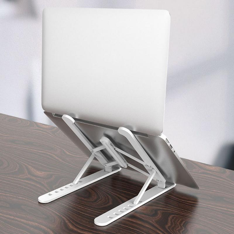 Foldable Laptop Stand For Macbook Pro Air IPad Pro Tablet Notebook Cooling Pad Desktop Holder Computer Accessories