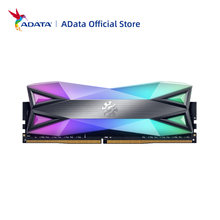ADATA XPG SPECTRIX D60G DDR4 RGB MEMORY MODULE 8GB 16GB 32GB 3200MHz 3600MHz 4133MHz PC Desktop RAM