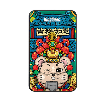 KingSpec External SSD 256GB MOUSE Portable  Hard Drive Z1 512GB  1TB SSD Type-C USB3.1 Solid State Disk hd USB3.0 for laptop OS sale kingspec 1 8 ssd ata7 zif 2 ce hd ssd 128gb 128 solid state drive ssd 120gb hard drive for sony for dell for hp