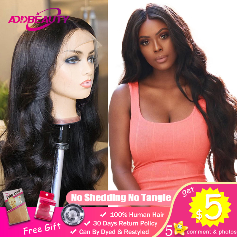 Brazilian Body Wave Wigs 8-32inches Bundle With Transparent HD Lace Closure / 13x4 Lace Frontal Virgin Human Hair Wigs