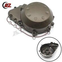 ACZ Motorcycle Engine Stator Cover Crankcase Left & Gasket For Kawasaki Z750 Z750S 2003 2004 2005 2006 Z 750 S Aliuminum