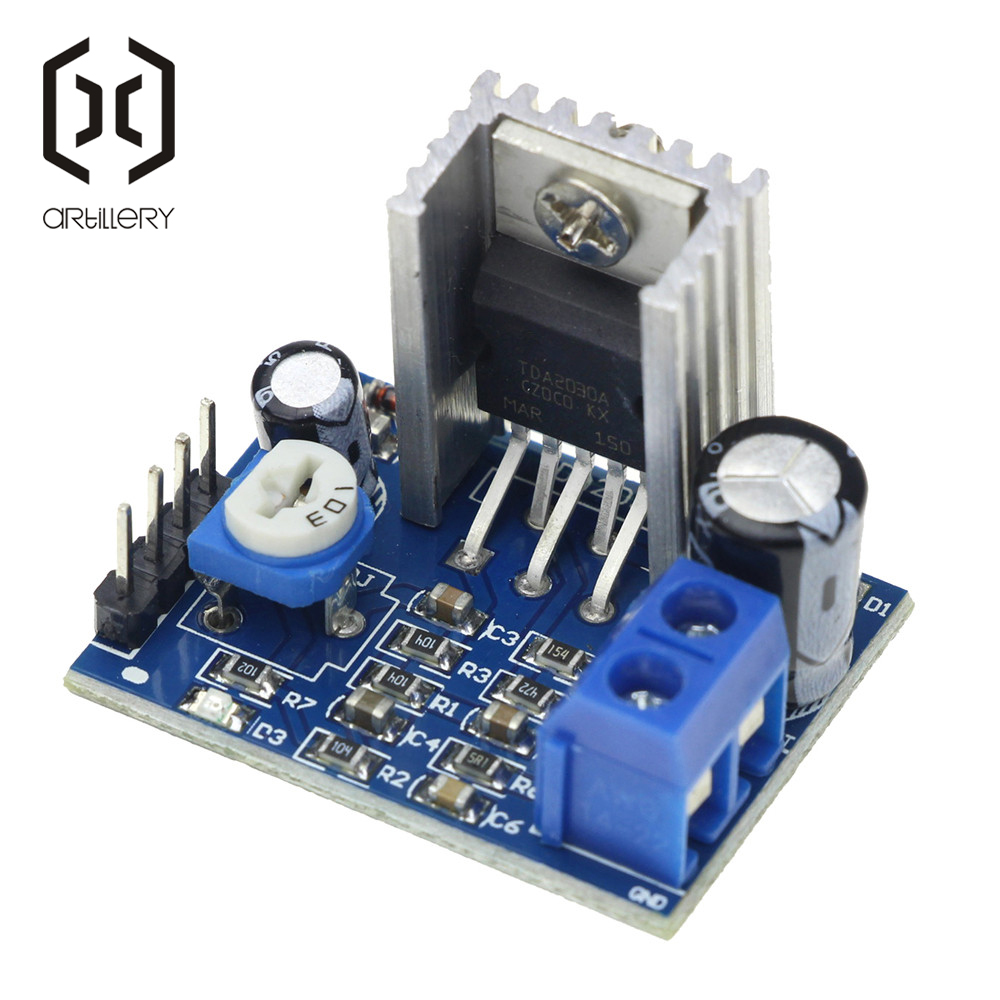1PCS/LOT TDA2030A Module <font><b>TDA2030</b></font> Single Power Supply Audio <font><b>Amplifier</b></font> Board Module image