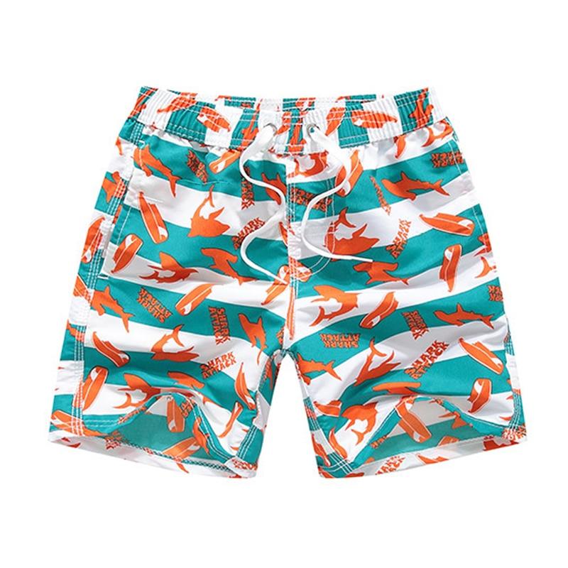 Boys' Fast-Dry Loose Swimwear