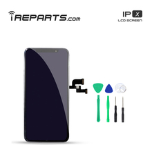 IREPARTS LCD Pantalla for iPhone X Touch Screen Replacement Digitizer Display with Free Tools Gift цена