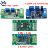 전류 전압 변환기 신호 변환 V/I 스위칭 전원 모듈 4-20mA ~ 0-3.3V/5V/10V 0-10V ~ 0-10V 0-3.3V ~ 4-20mA