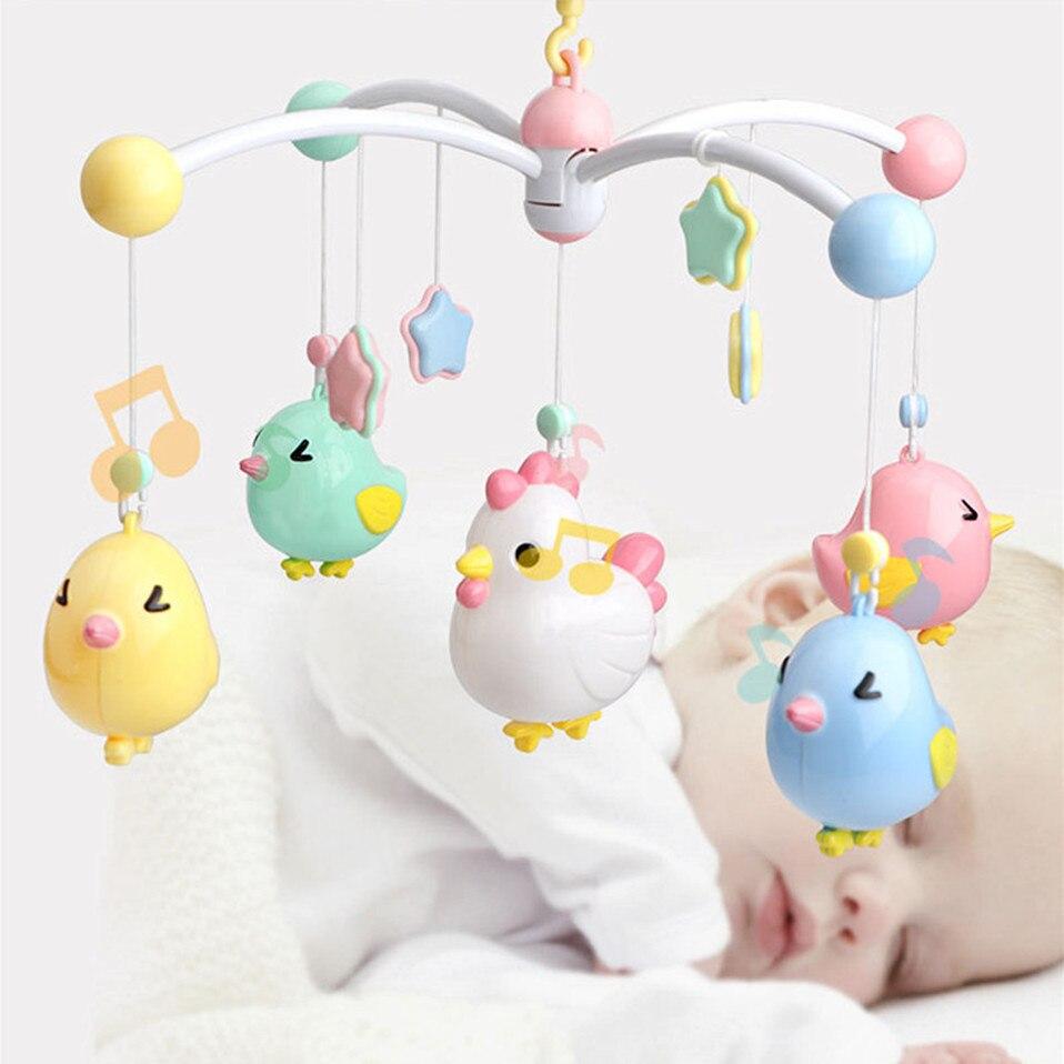 Brinquedos do bebê 0-12 meses toque sonho