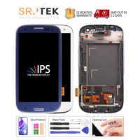 Testé pour SAMSUNG Galaxy S3 affichage i9300 i9300i écran tactile numériseur remplacement pour SAMSUNG Galaxy S3 écran LCD
