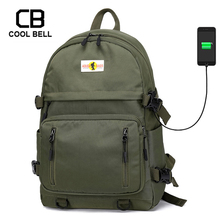 Oxford Waterproof Army Green Backpack Male USB Charger School Backpack For Girls Travel Laptop Backpack School Bags For Boys Bag oxford waterproof army green backpack male usb charger school backpack for girls travel laptop backpack school bags for boys bag