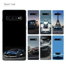 Uyellow Silicone Case For Samsung S8 S9 S10 S10E Plus J4 J6 J8 A6 A7 A8 A9 2018 Note 8 9 10 Pro Cool Sport Car Design Cover