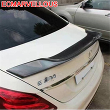 Modification Auto Accessory Upgraded Modified Wing Decoration Car Styling protector Spoilers FOR Mercedes Benz E Class