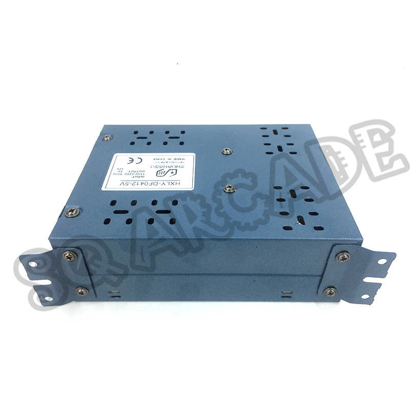 판도라 박스 6 아케이드 스위칭 전원 공급 장치 Jamma Arcade machines 용 12V 6A/5 V 16A 110/220V 아케이드 핀볼 JAMMA Multicade
