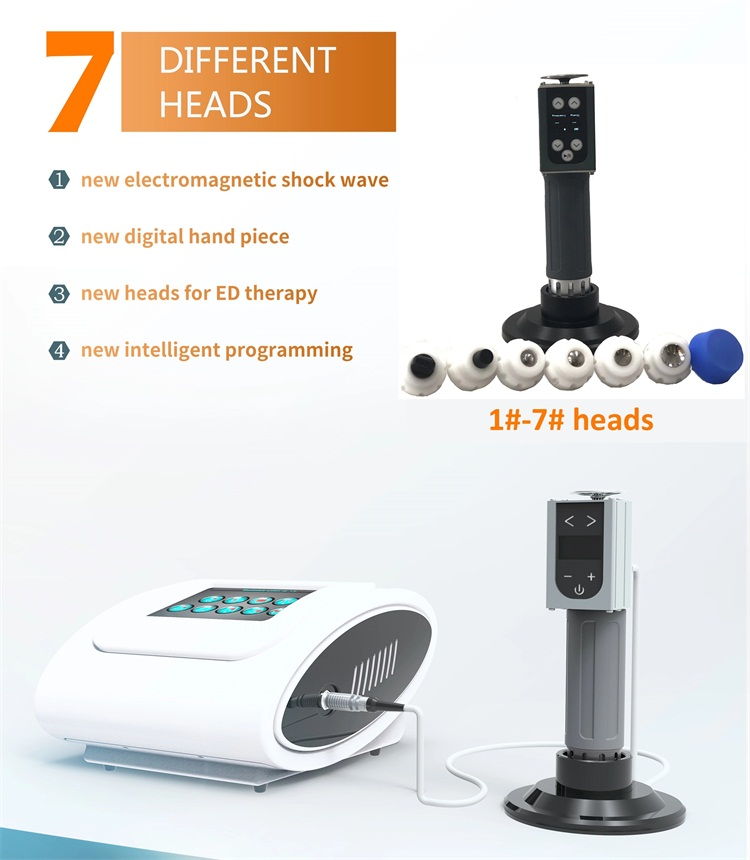 Dazzles ESWT Machine Cellulite Reduction Portable ED Wave Therapy Equipment with Good Price