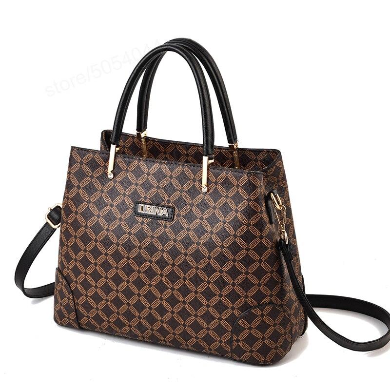 Duas peças bolsas de luxo feminina sacos