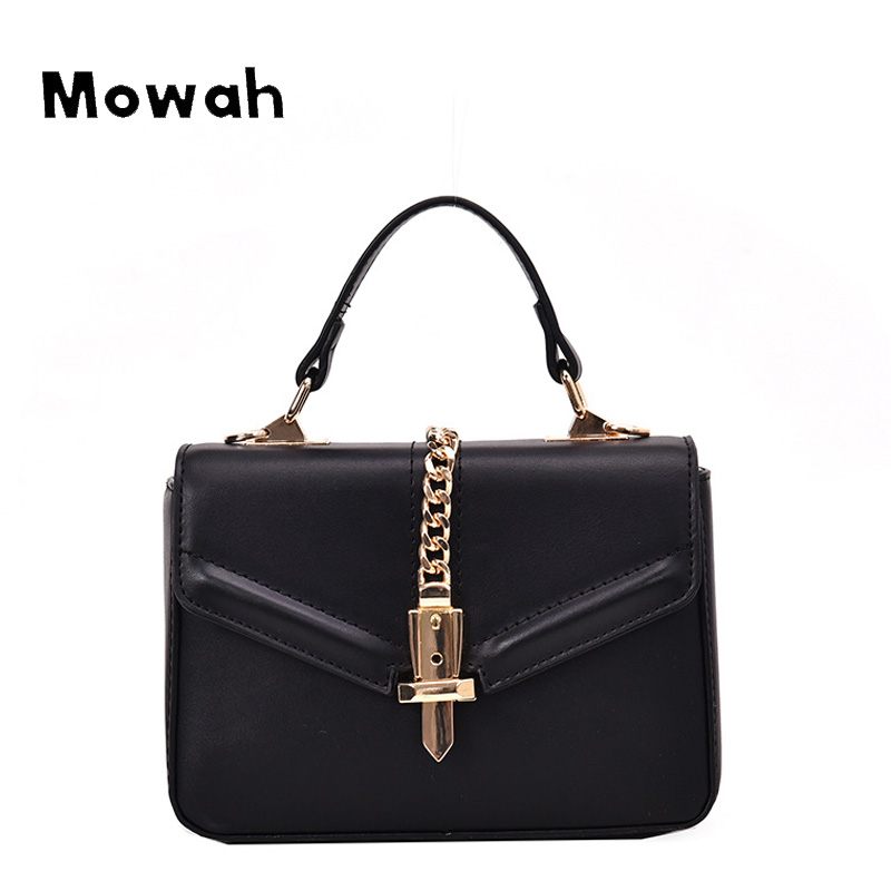 Mowah Small Women Bags Vintage Crossbody Bag Fashion Square Shoulder Bag French Style Handbag Female Messenger Bag BIA319  PM49