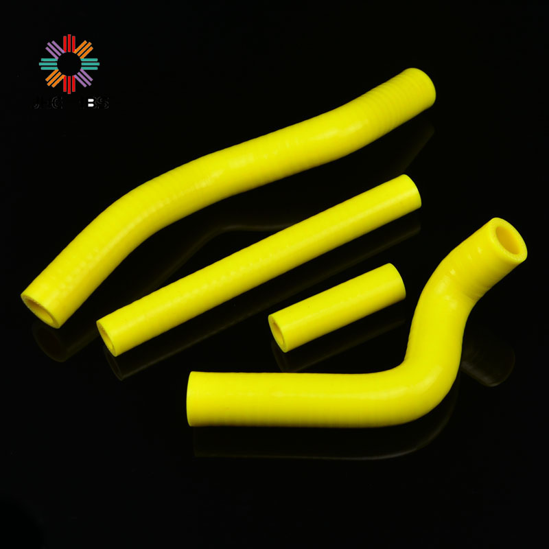 Coolant-Hose 2004 RM125 SUZUKI Radiator Water-Pipe Motorcycle for Rm125/Rm/125/.. Yellow title=