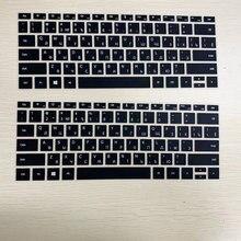 Чехол для клавиатуры с русскими буквами huawei matebook 13 x